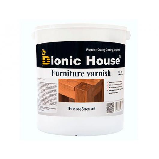Лак мебельный акриловый Joncryl Bionic House (глянцевый) - изображение 2 - интернет-магазин tricolor.com.ua