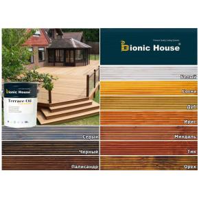 Масло террасное Terrace Oil Bionic House - изображение 4 - интернет-магазин tricolor.com.ua