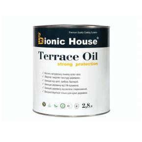 Масло террасное Terrace Oil Bionic House - интернет-магазин tricolor.com.ua