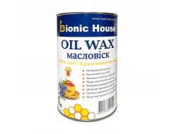 Масло-воск для дерева с пчелиным воском Bionic House - изображение 3 - интернет-магазин tricolor.com.ua