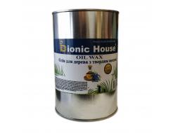 Масло-воск для дерева с карнаубским воском Bionic House - изображение 2 - интернет-магазин tricolor.com.ua