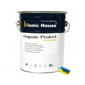 Масло-антисептик для дерева Bionic House Organic Protect Oil прозрачное - изображение 2 - интернет-магазин tricolor.com.ua