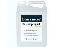 Антисептик для дерева Base Impregnat Bionic House для наружных работ