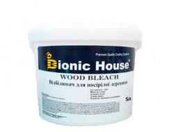 Отбеливатель для древесины Bionic House Wood Bleach - изображение 2 - интернет-магазин tricolor.com.ua