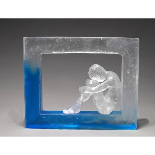 Эпоксидная смола полупрозрачная Crystal 1кг (0,93+0,07) - интернет-магазин tricolor.com.ua