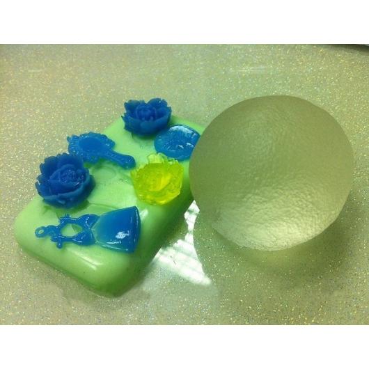 Эпоксидная смола полупрозрачная Crystal 1кг (0,93+0,07) - изображение 3 - интернет-магазин tricolor.com.ua