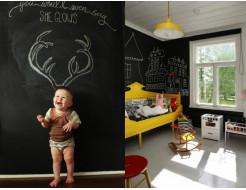 Краска для школьных досок водорастворимая Лииту Tikkurila Liitu Black черная - изображение 3 - интернет-магазин tricolor.com.ua