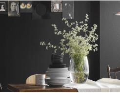 Краска водорастворимая полуматовая Блэк Tikkurila Black - изображение 2 - интернет-магазин tricolor.com.ua