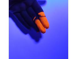 Пигмент флуоресцентный неон оранжевый Tricolor FO-13 - изображение 2 - интернет-магазин tricolor.com.ua