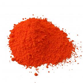 Пигмент флуоресцентный неон оранжевый Tricolor FO-13 - изображение 6 - интернет-магазин tricolor.com.ua