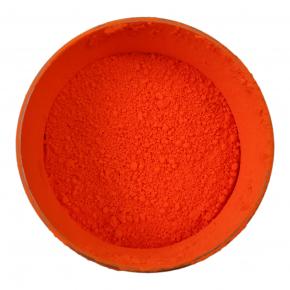 Пигмент флуоресцентный неон оранжевый Tricolor FO-13 - изображение 5 - интернет-магазин tricolor.com.ua