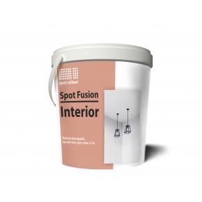 Краска акриловая для стен и потолка Spot Fusion Interior Spot Colour