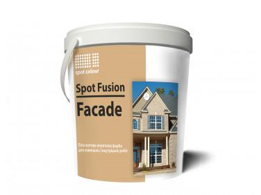 Краска фасадная атмосферостойкая Spot Fusion Facade Spot Colour