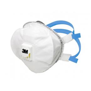Противоаэрозольный респиратор 3М 8825+ (уровень защиты FFP2) - интернет-магазин tricolor.com.ua