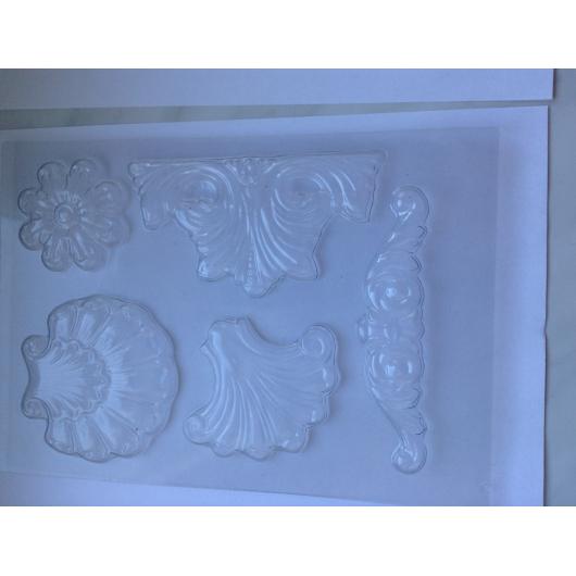 Форма для шоколада Архитектура - изображение 2 - интернет-магазин tricolor.com.ua