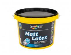 Краска интерьерная MATT LATEX Kompozit - изображение 3 - интернет-магазин tricolor.com.ua