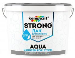 Лак для камня STRONG Aqua Kompozit - изображение 2 - интернет-магазин tricolor.com.ua