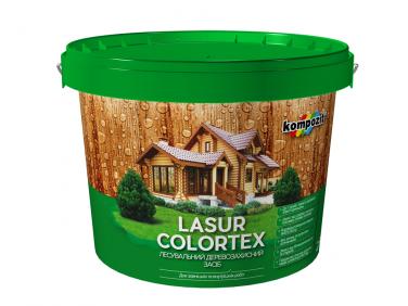 Лазурь для дерева Colortex Kompozit белая