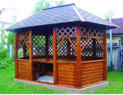 Антисептик для древесины Kompozit W3 стойкий к вымыванию - изображение 2 - интернет-магазин tricolor.com.ua