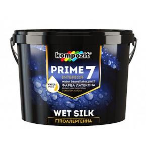 Краска интерьерная латексная Prime 7 Kompozit бесцветная