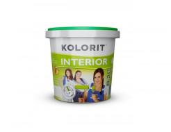 Краска интерьерная для стен и потолков Kolorit Interior Eko - изображение 2 - интернет-магазин tricolor.com.ua
