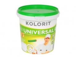 Краска для внутренних и наружных работ Kolorit Universal Eko - изображение 2 - интернет-магазин tricolor.com.ua