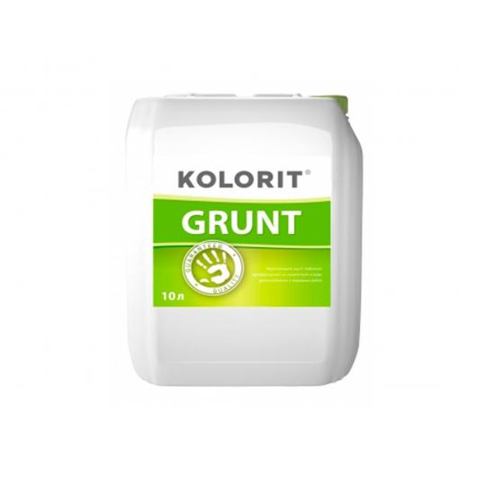 Грунт укрепляющий Kolorit Grunt eco