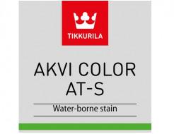 Купить Морилка водоразбавляемая Акви Колор Akvi Color AT-S Tikkurila под распыление - 8