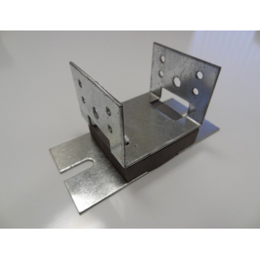 Крепление Vibrofix Floor Plus для плавающего пола на лагах (помещения спец. назначения) - интернет-магазин tricolor.com.ua