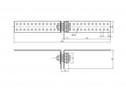 Купить Стеновое крепление Vibrofix Protector C - 18