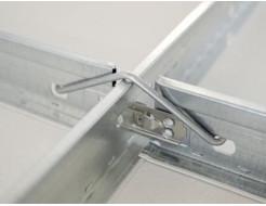 Купить Профиль подвесного потолка AMF Ventatec T24/33/1200 черный - 27