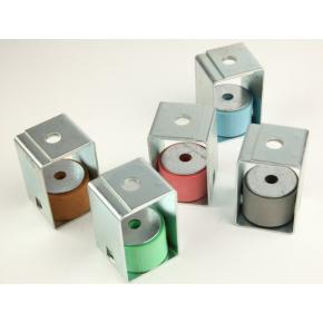 Крепление потолочное звукоизолирущее Vibrofix Box 850 - интернет-магазин tricolor.com.ua