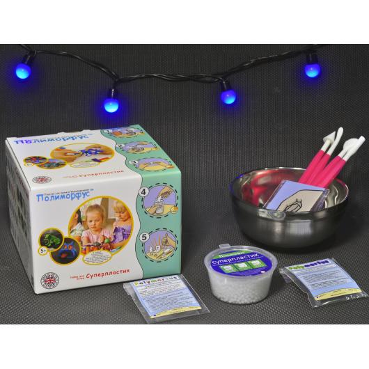 Набор Полиморфус eXtra Small 50г - интернет-магазин tricolor.com.ua
