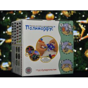 Набор Полиморфус eXtra Small 50г - изображение 2 - интернет-магазин tricolor.com.ua