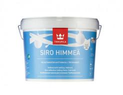 Краска акрилатная Сиро мат Tikurrila Siro Himea - изображение 2 - интернет-магазин tricolor.com.ua