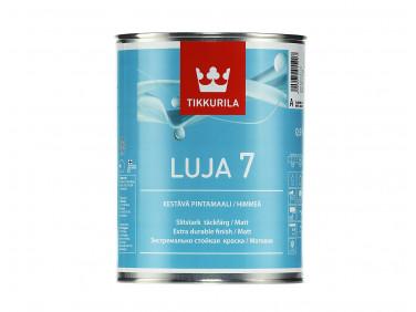 Краска стойкая покрывная Луя 7 Tikkurila LUJA 7 матовая