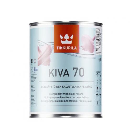 Лак для мебели Кива Tikkurila KIVA глянцевый