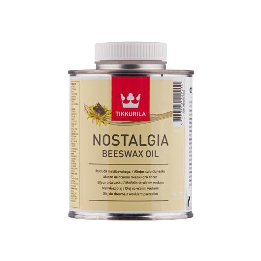 Масло с пчелиным воском Ностальгия Tikkurila NOSTALGIA