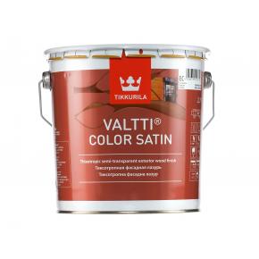 Антисептик лессирующий на основе масла Валтти Колор Сатин Tikkurila VALTTI COLOR SATIN