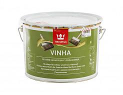 Купить Антисептик полуматовый Винха Tikkurila VINHA белый - 3
