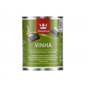 Антисептик полуматовый Винха Tikkurila Vinha прозрачный