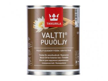 Масло для дерева Валтти Tikkurila VALTTI PUUOLJY