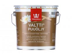 Купить Масло для дерева Валтти Tikkurila VALTTI PUUOLJY - 6