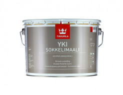 Купить Краска для цоколя Юки Tikkurila YKI прозрачная - 3