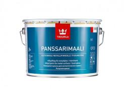 Краска алкидная для металлических крыш Панссаримаали Tikkurila PANSSARIMAALI прозрачная - изображение 3 - интернет-магазин tricolor.com.ua