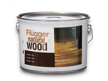 Масло паркетное Flugger Natural Wood Floor Oil