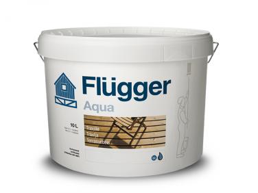 Масло для древесины Flugger Wood Oil Aqua полупрозрачное