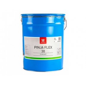 Краска акрилатная для наружных работ ПИНЬЯ ФЛЕКС 30 Tikkurila Pinja Flex 30 прозрачная