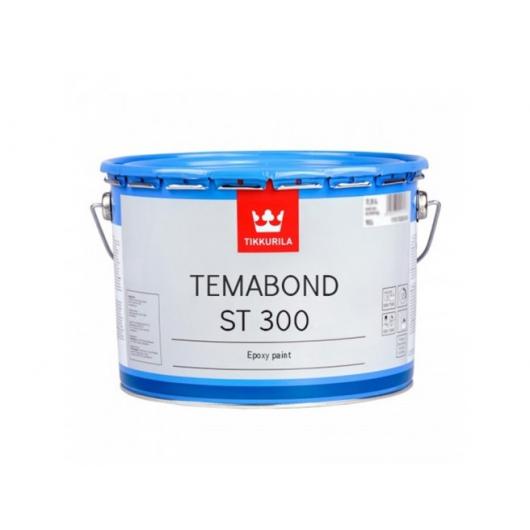 Краска эпоксидная для стальных конструкций ТЕМАБОНД СТ 300 Tikkurila прозрачная (база TСH)
