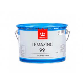 Краска цинкнаполненная эпоксидная Темацинк 99 Tikkurila Temazinc 99